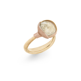 Ring Lotus 2 Rutile Quartz A2651 411